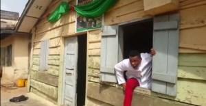Comedy Video: Woli Agba vs Masquerade (So Hilarious)
